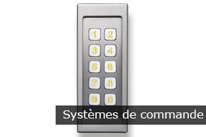Systemes decommande
