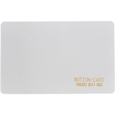 Motion-Card proximity badge Motion Line