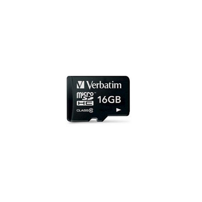 Carte mémoire Micro SDHC 16GB